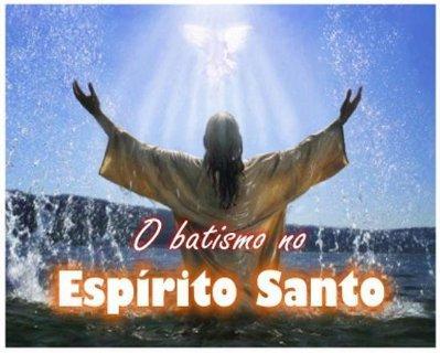 Terço do Batismo no Espírito Santo