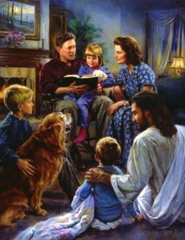 Terço pedindo Bençãos sobre as nossas famílias