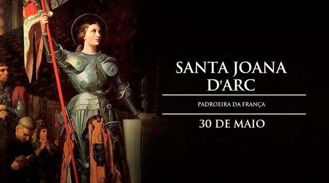 30/05 Santa Joana d'Arc