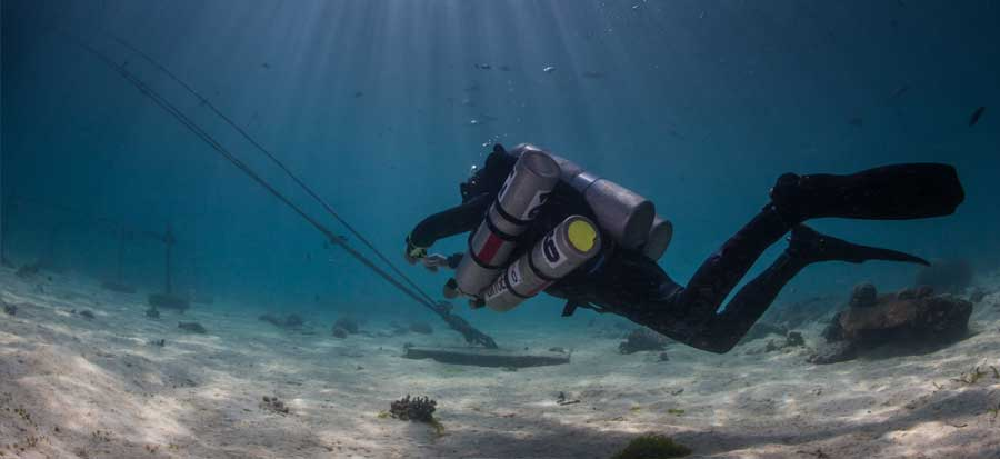 PADI Sidemount Diving Course - El Nido