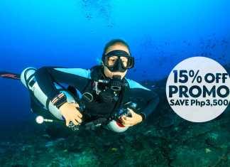 PADI Sidemount diving course