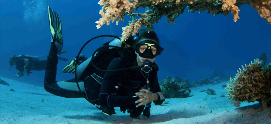 PADI Advanced Open Water Course - Peak Performance Buoyancy