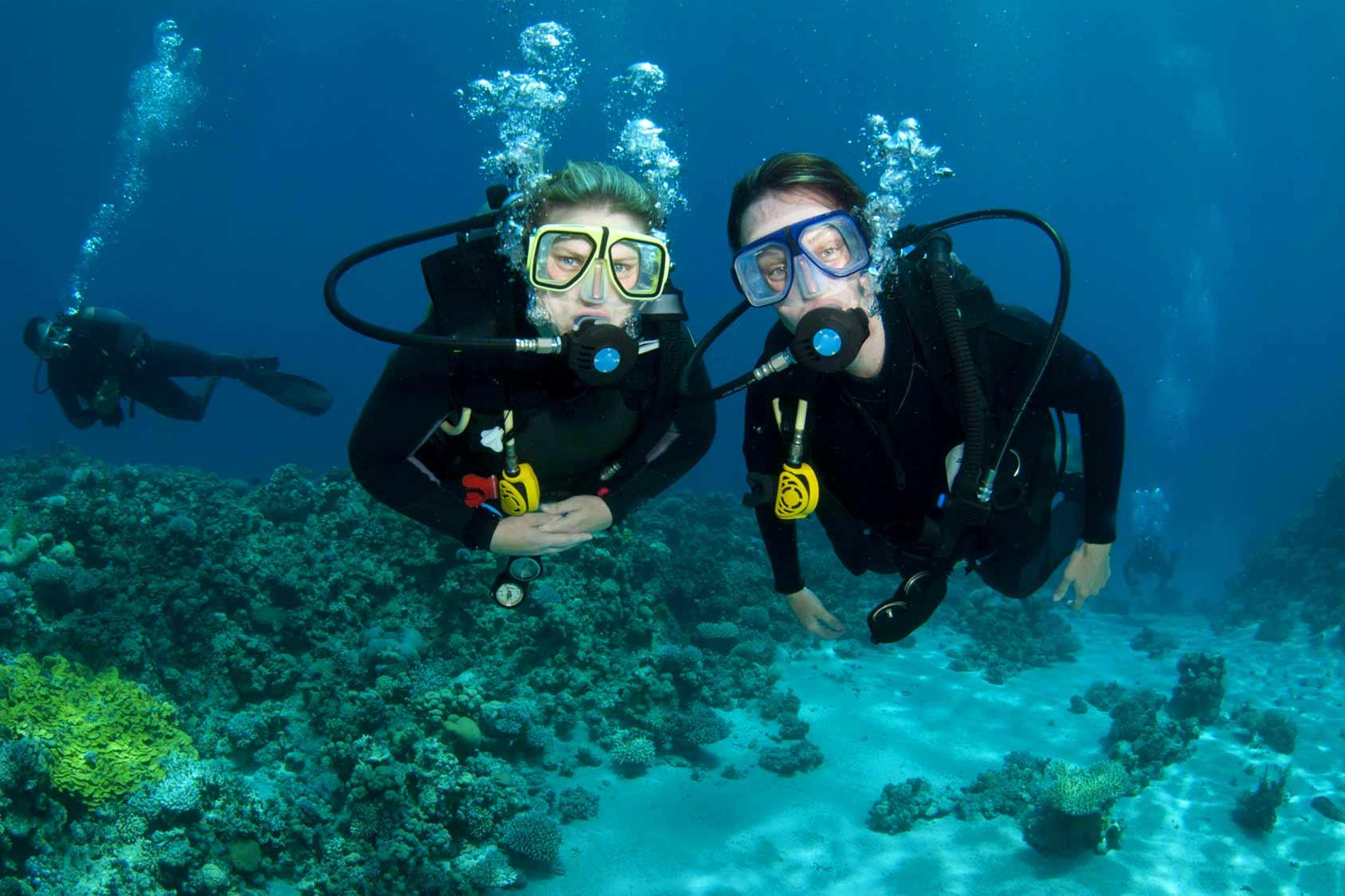 Padi open water course in el nido palawan divers - Dive dive dive ...