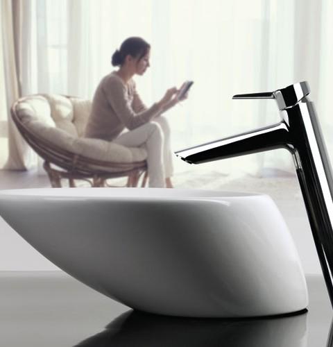 lavabo d'appoggio NET design Antonio Bullo