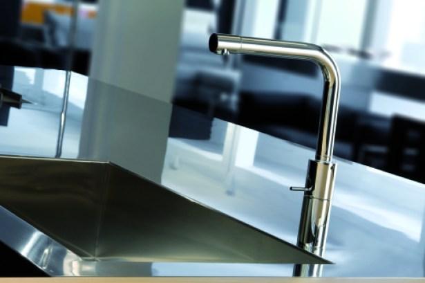come scegliere il rubinetto per la cucina