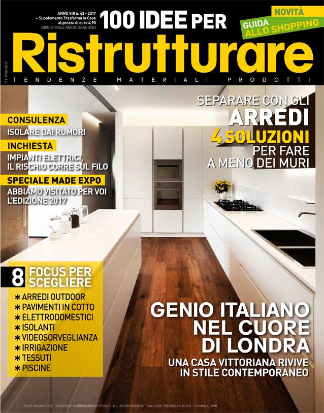 Hai già le idee chiare su come ristrutturare casa? 100 Idee Per Ristrutturare May June 2017 Palazzo Morelli