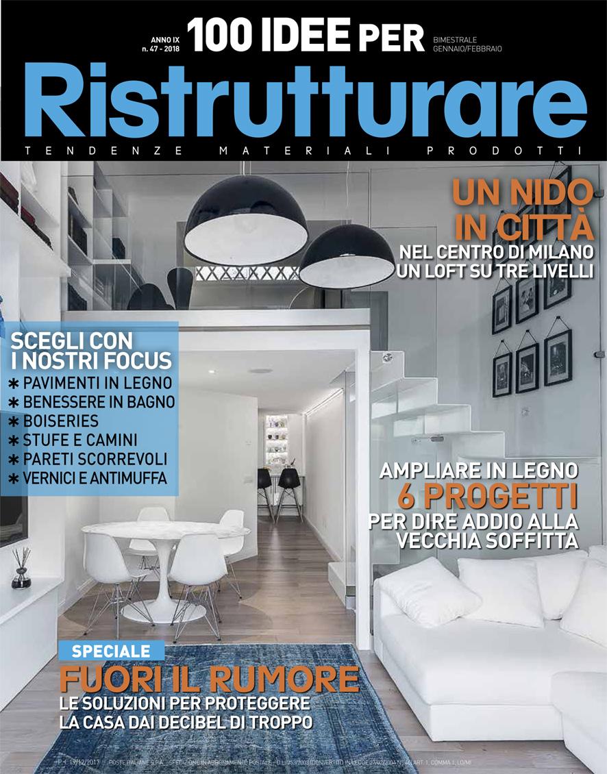 Con cura e passione per le cose fatte bene. 100 Idee Per Ristrutturare N 47 2018 Parquet Slim In Rovere Con Inserti In Marmo Palazzo Morelli