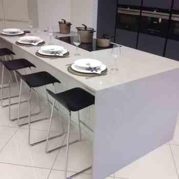 quartz kitchen worktops white