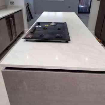 London quartz worktops