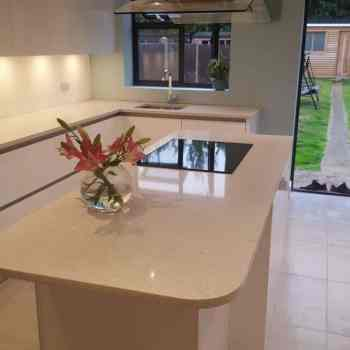 kitchen quartz worktops