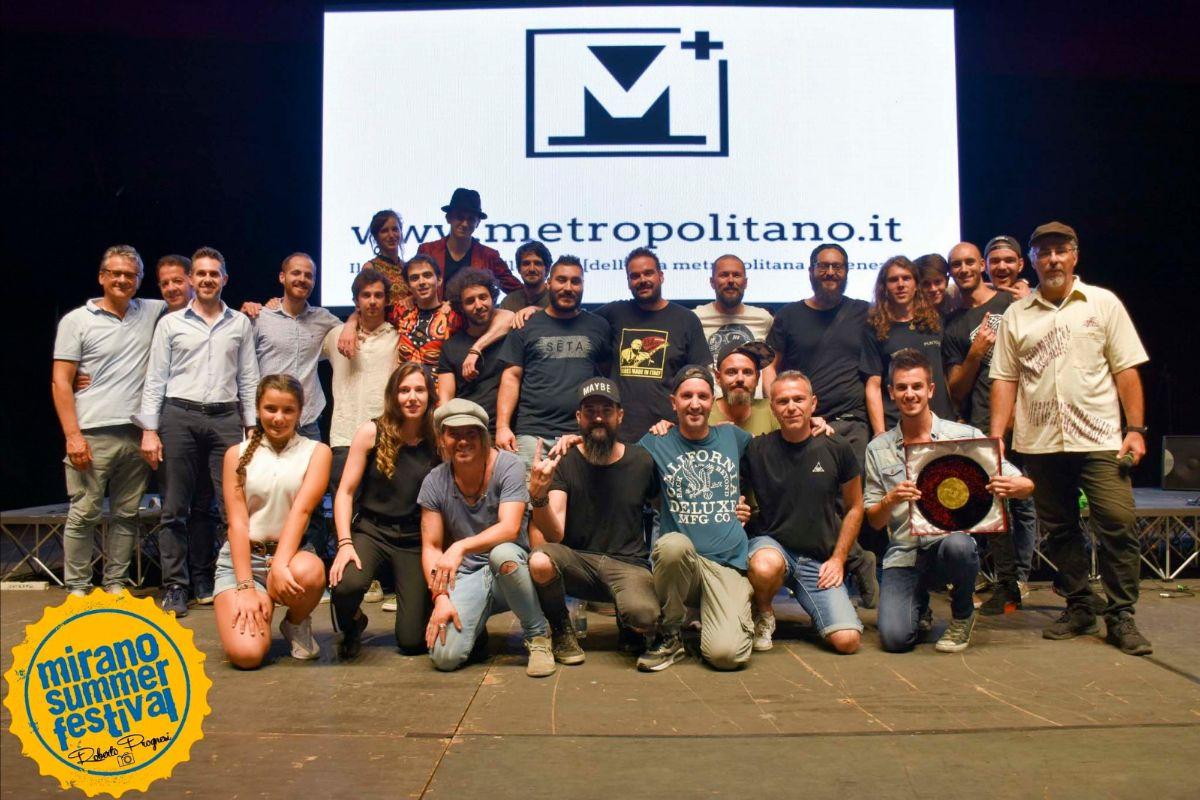 SETA, SOFY e DOUBLE SHUFFLE BLUES BAND i vincitori del Dragonfly Young Music Contest