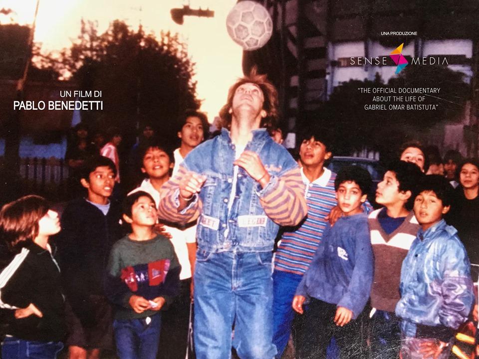 Gabriel Batistuta, un documentario tutto per lui