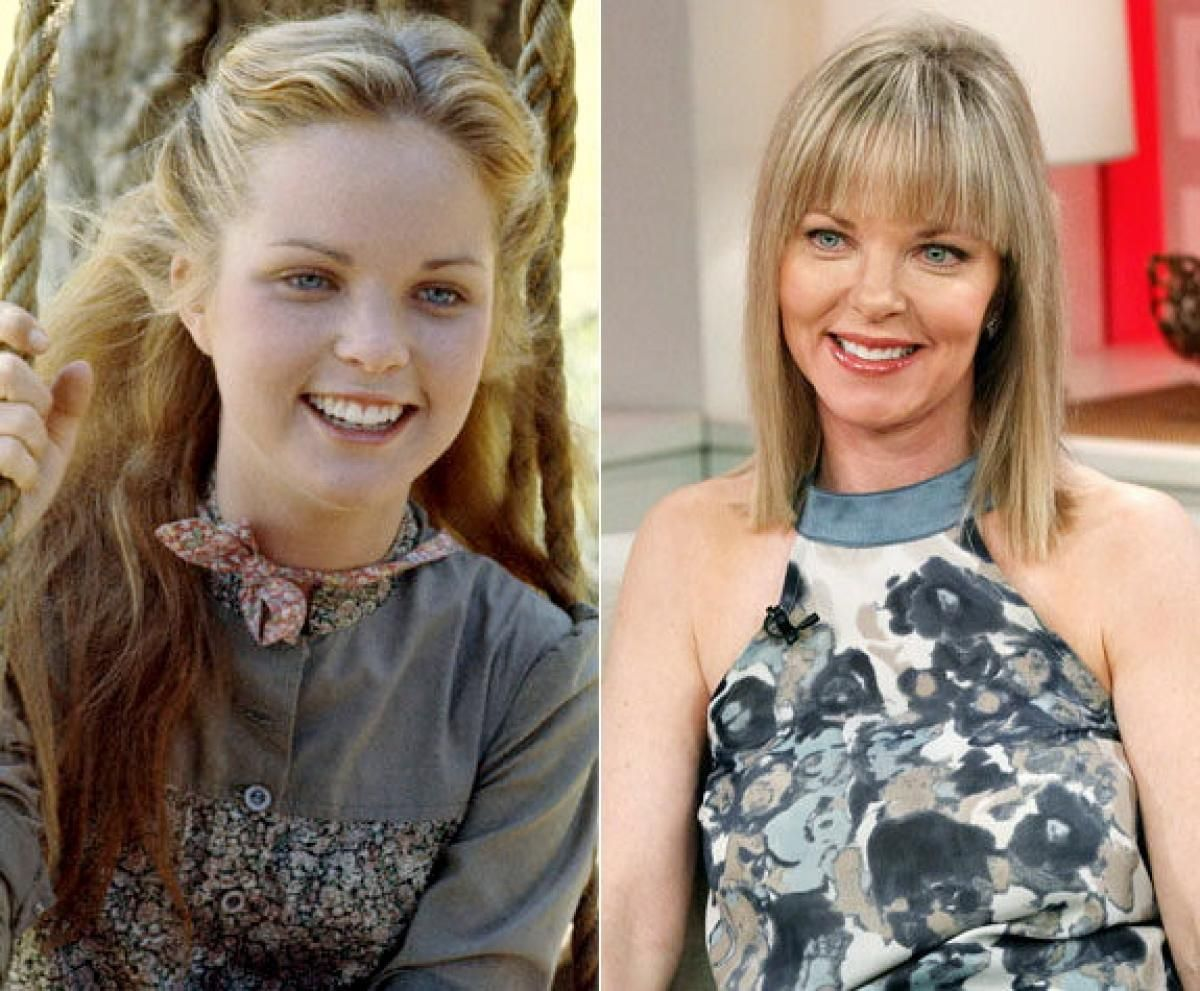Melissa Sue Anderson, vi ricordate Mary Ingalls?