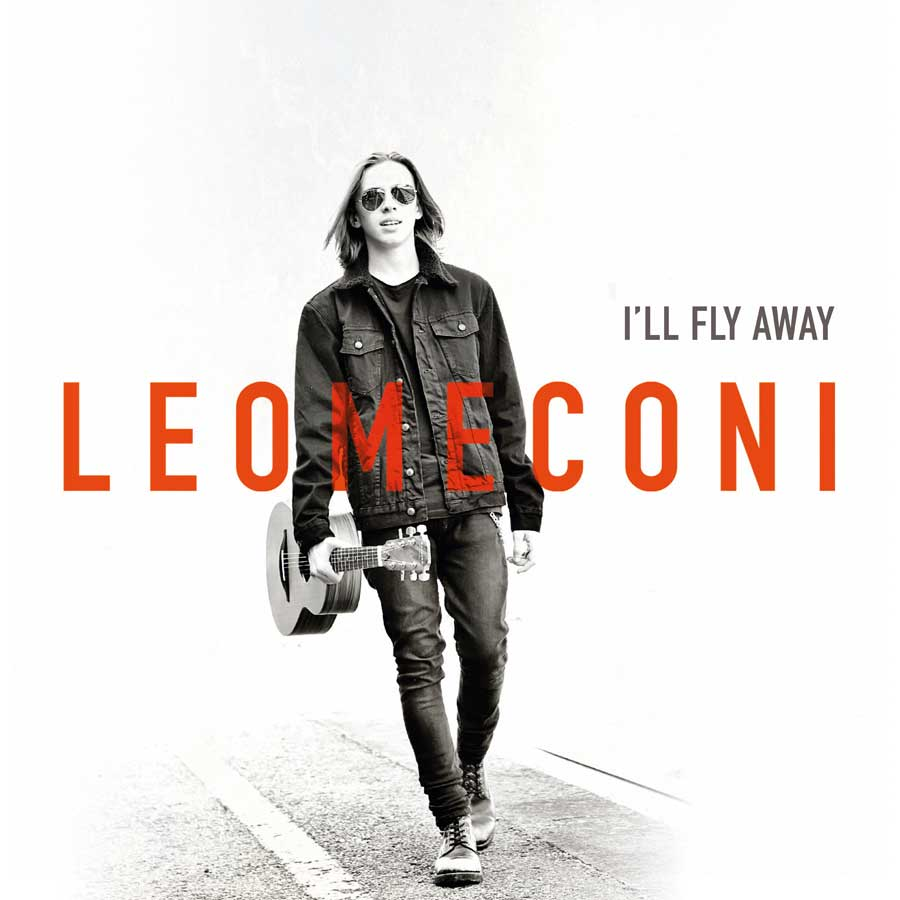 "LEO MECONI ONLINE IL VIDEO ""I'LL FLY AWAY"""