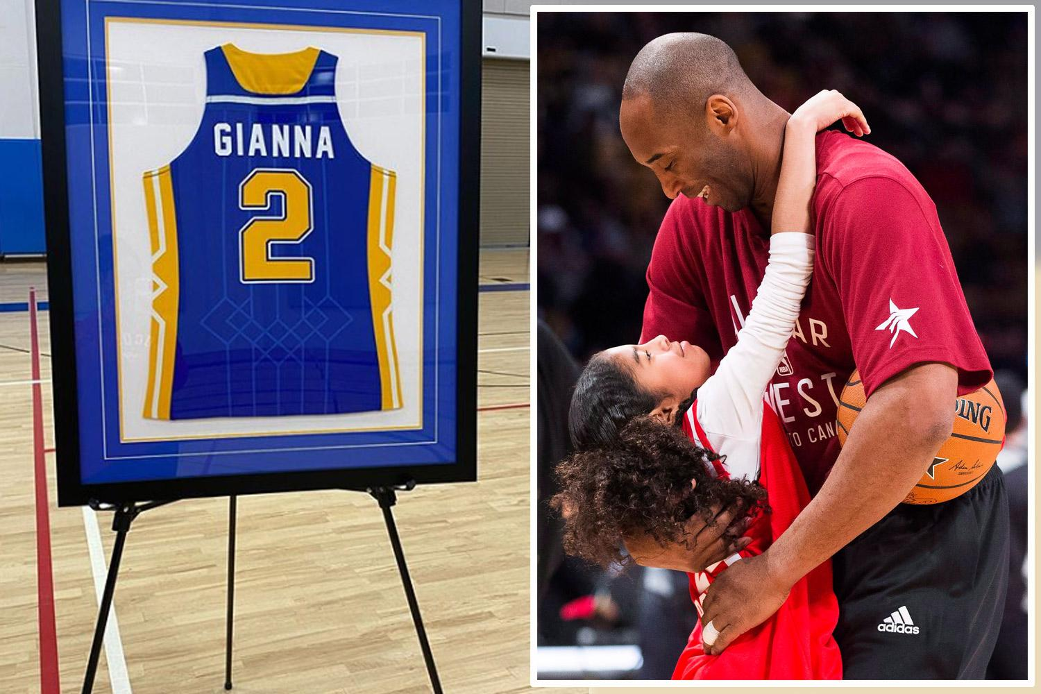 Gianna Bryant Tribute