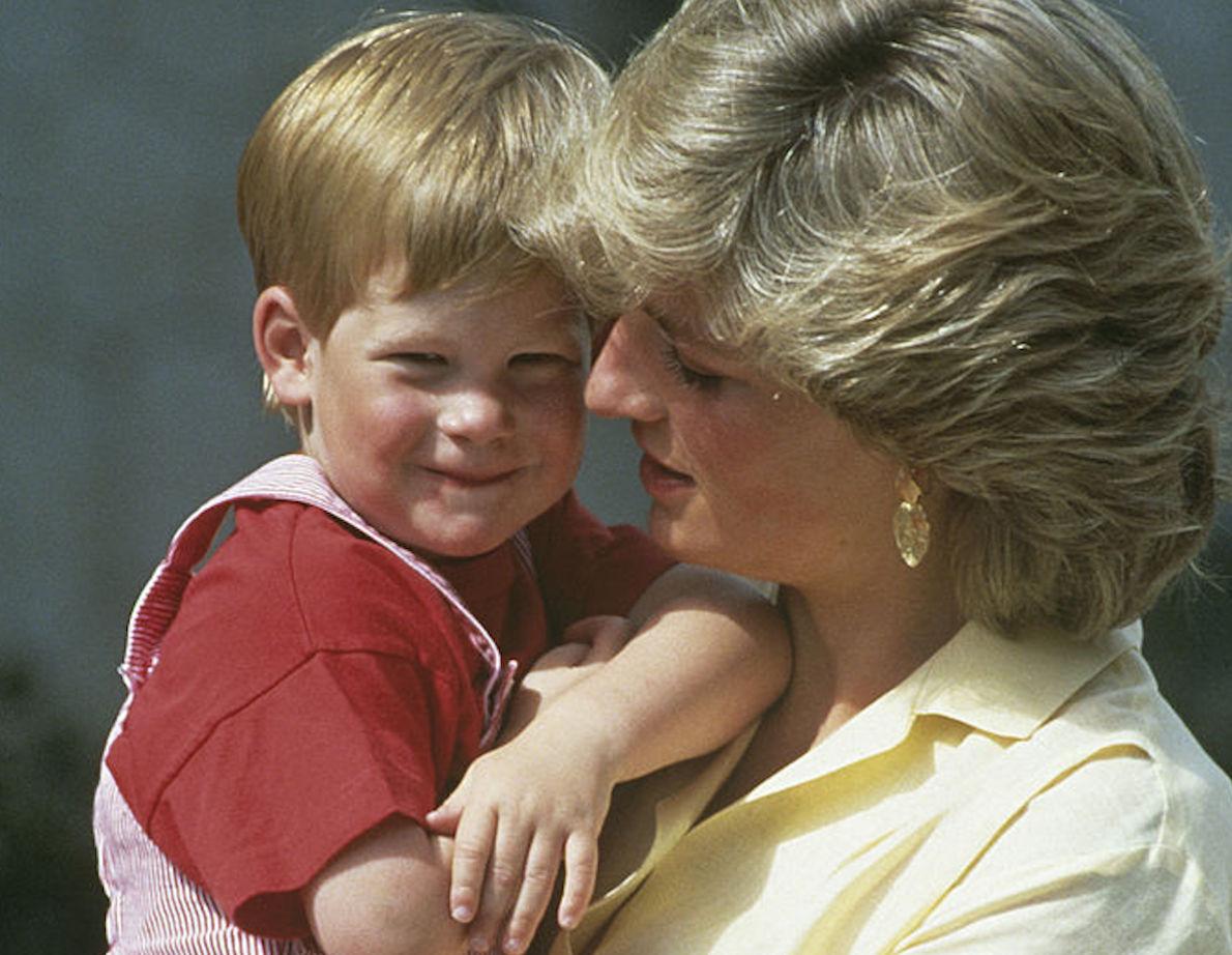 Harry, per sua figlia un solo nome: Diana