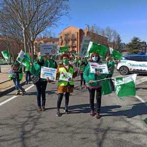 Satse convoca huelga de enfermeras a partir del 22 de marzo 2