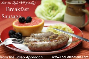 American-Style Breakfast Sausage