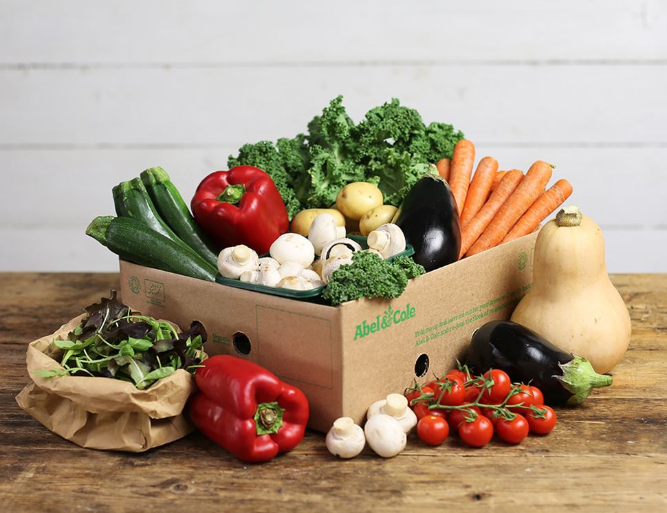 Large Veggie Box