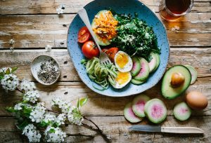 Anxiety and Healthy Paleo Food