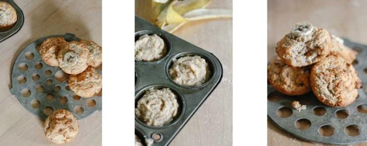 Paleo-ish Bunner's-ish Banana Muffins