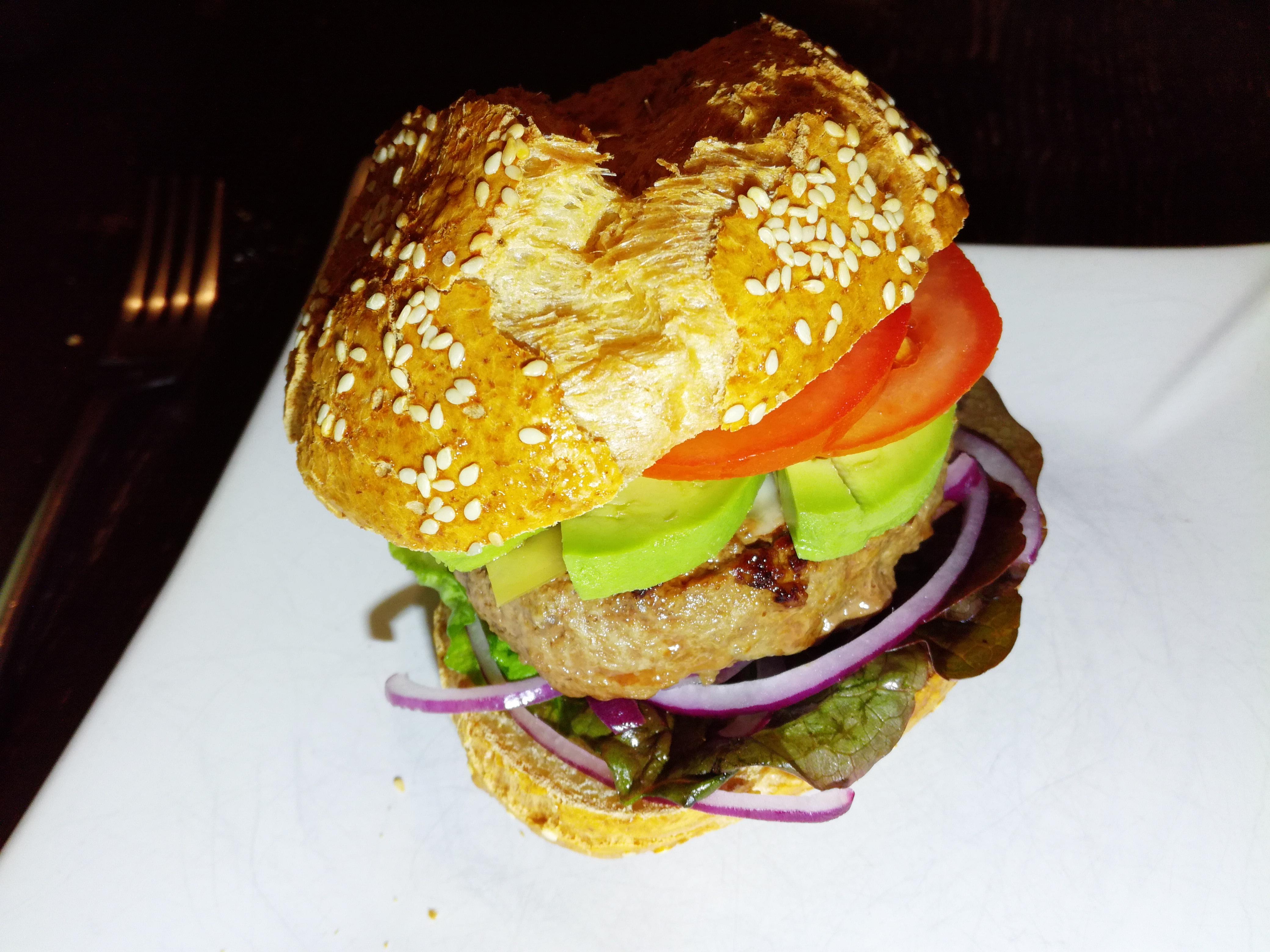 Recette : Burger paléo