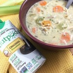 Creamy Chicken Soup: Stovetop or Slow Cooker Variations