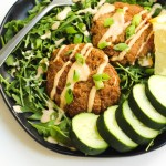 Whole30 Air Fryer Tuna Patties (Paleo, Low Carb, Stovetop Instructions)
