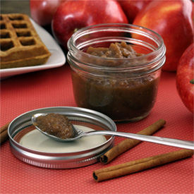 Cinnamon Apple Butter Recipe