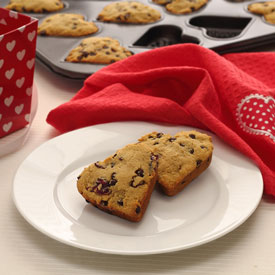 Cranberry Chocolate Chip Scones Recipe