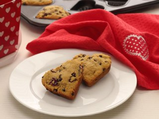 Cranberry Chocolate Chip Scones
