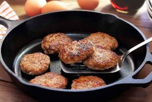 easy paleo recipe for breakfast sausage