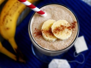 Refreshing Chai Tea Smoothie