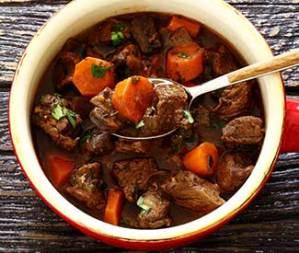 Paleo Newbie gluten-free and paleo beef stew recipe.