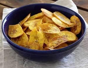 paleonewbie.com paleo plantain chips recipe
