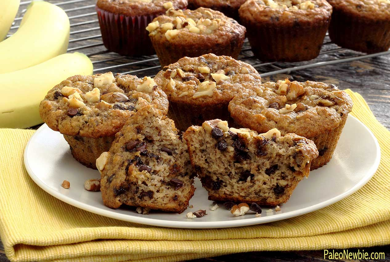 Chocolate chip muffin recipe 2 eggs