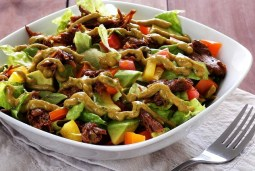 paleonewbie.com slow-cooker beef salad recipe