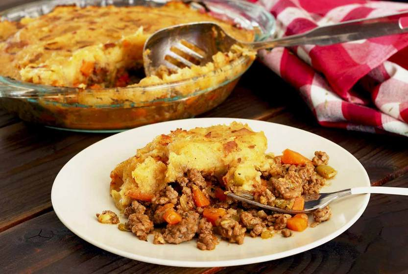 easy paleo recipe for shepherds pie
