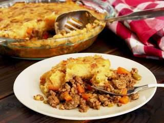 Paleo Shepherd's Pie