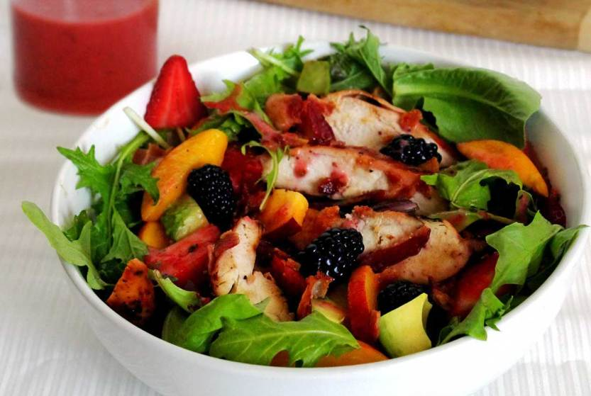 paleo strawberry vinaigrette recipe
