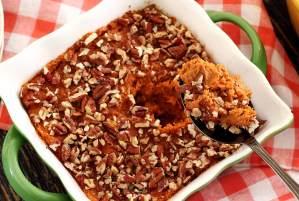easy paleo recipe for sweet potato casserole