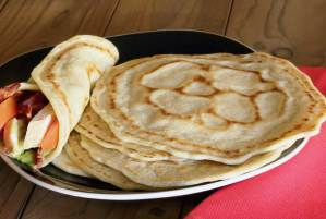easy paleo recipe for paleo and gluten free tortillas