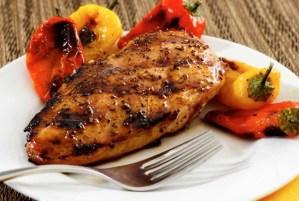 paleo recipe for a mustard-maple grilling glaze