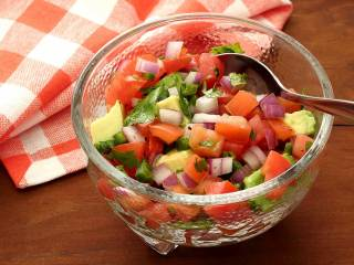 Avocado Tomato Rockin' Paleo Salsa
