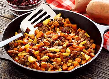 Paleo Holiday Hash Recipe