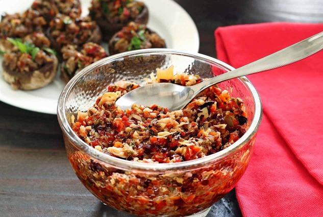 easy recipe for paleo tapenade