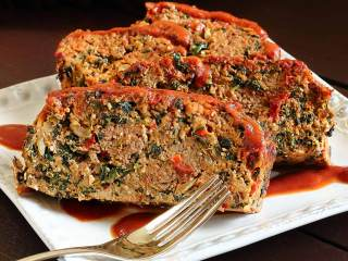 Zesty Paleo Meatloaf Recipe