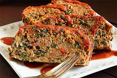 Paleo Turkey or Beef Meatloaf Recipe