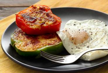 easy paleo recipe for pepper ring hashbrowns