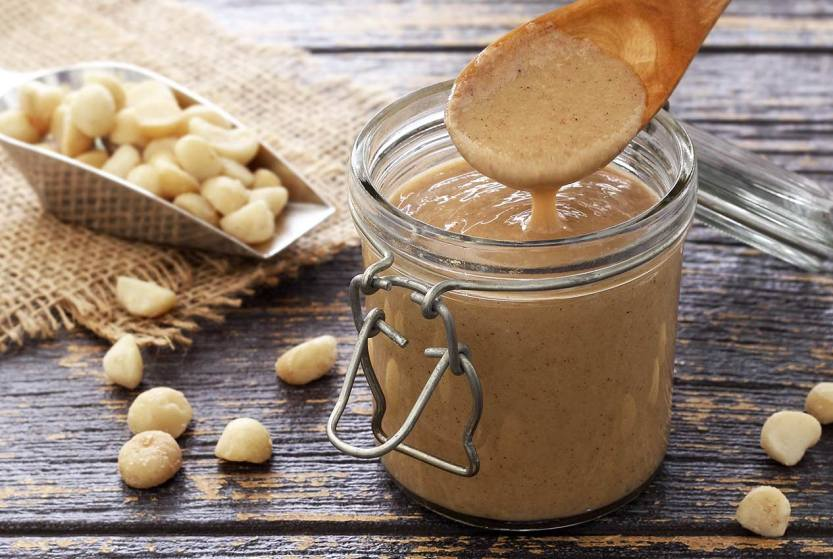 easy paleo recipe for Macadamia nut butter